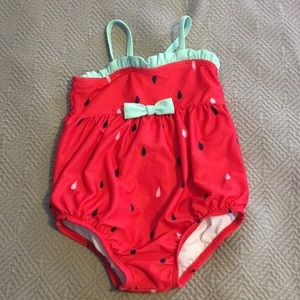 Other - strawberry swimsuit